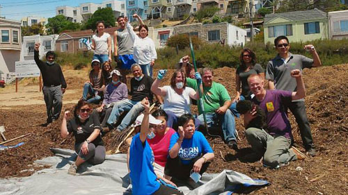 HandsOn Bay Area | GARDEN: Florence Fang Asian Community Garden
