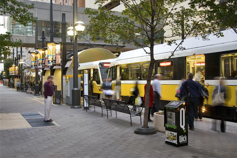 Community Transit: Urban Trails and Urban Rails