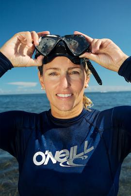 Ellen Prager Invites you to Dive In