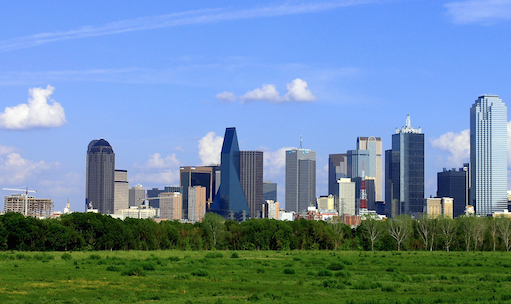 State of Dallas' Environment